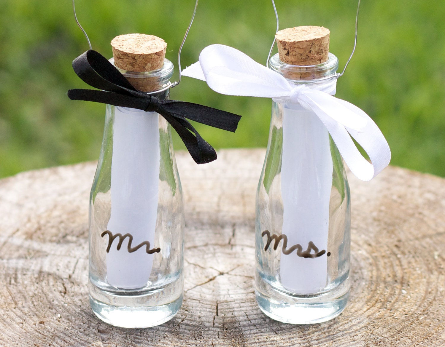 Secret Wedding Message Gift Bride And Groom Wedding Day
