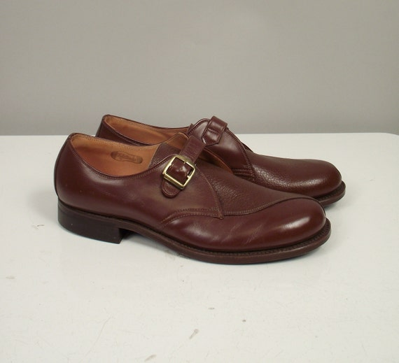 1950s Oxford Shoes /  Brogues / Woman's 8 1/2 / NOS