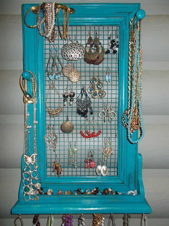 Jewelry Display/Wall Decor/Jewelry Hanger/Home Decor/Bedroom Decor