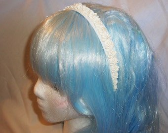 Sweet Whipped Cream Headband - Style A