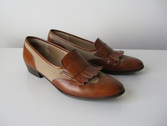 r e s e r v e d vintage Salvatore Ferragamo loafers