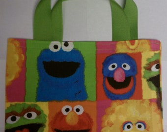 Sesame Street Elmo and Friends Party Favor Bags