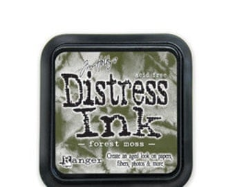 Tim Holtz Distress Ink-Forest Moss