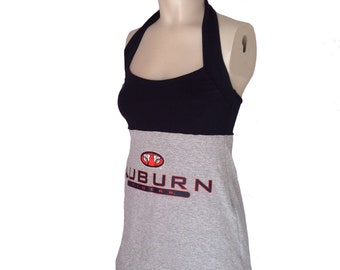 One of a Kind Gameday Shirt made w/ Auburn Tshirt - XSmall - On Sale and Free Shipping