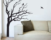 Tree and Birds- Wall Decal