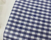 laminated cotton 1yard (42 x 36 inches) 40735-4 6mm check