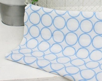 wide double gauze 1yard (58 x 36 inches) 49294-2 blue