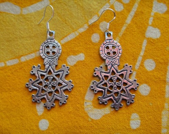 Ethiopian Charm Earrings