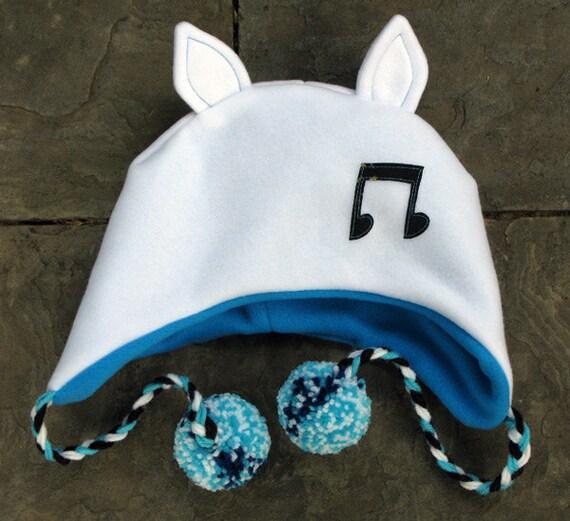 My Little Pony - DJ PON3 Fleece Hat