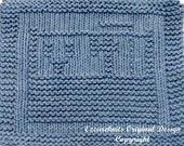 Knitting Cloth Pattern - TOOLBOX - PDF - Instant Download