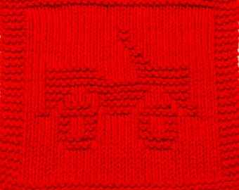Knitting Cloth Pattern - JEEP - PDF