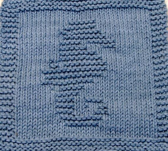 Knitting Oil Washable : Knitting cloth pattern seahorse pdf by ezcareknits on etsy