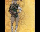 Steam Punk Don Quixote