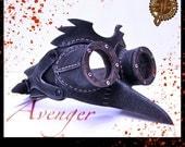 "SteamPunk Air Pirate ""Avenger"" Costume Goggles"