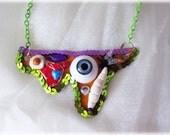 Dream Sequence Bib Necklace
