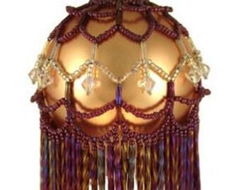 Victoria Beaded Ornament Pattern