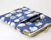 iPad Case with Pocket - Cats (iPad Mini, iPad Air, Kindle, Kindle Fire, Nexus, Nook)