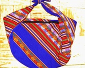 Handmade Hobo Bag
