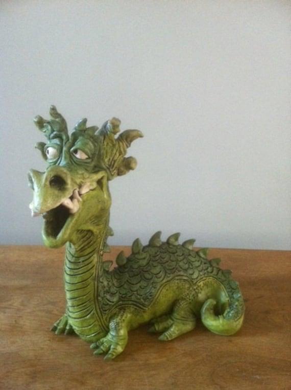 Smiley the dragon