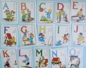 ABC Flashcard Edible Image wafer papers for your baked cookies, cakes, chocolate bars, brownies and rice krispie treats