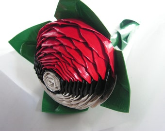 Nerd Duct Tape Rose