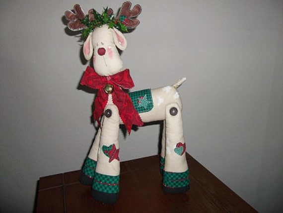 6th DAY SALE - Christmas Decoration - Standing Reindeer