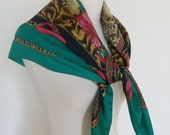 French Vintage Scarf