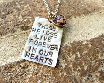 Loss Sympathy Necklace