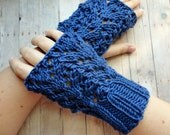 Gloves, Fingerless Gloves, Handknit, Womens Wool Fingerless Gloves, Christmas Gifts, Shabby Chic Winter Accessories  Fashion Gloves