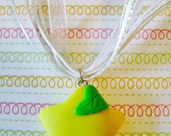 KH: Kingdom Hearts Paopu Fruit Jewelry Set