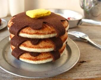 Felt Food Pancake Breakfast