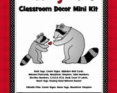 Kissing Hand Classroom Decor Mini Set