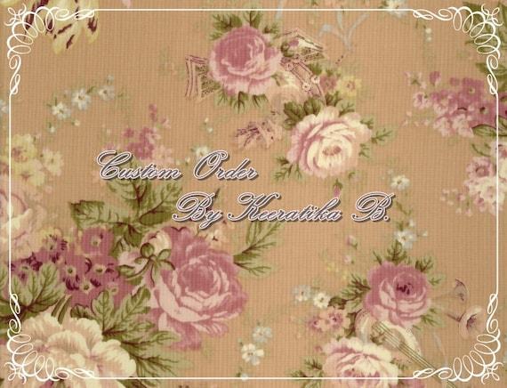 Custom Order For Areli 8 Bridesmaid Dresses