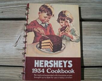 I love Chocolate...Hershey's 1934 Cookbook