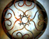 Vintage Architectural Salvage Wrought Iron