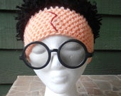 Harry Potter Crocheted Beanie: The Hat That Lived