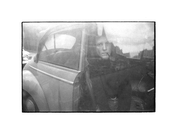 "1970's B/W Photo (""Harvey"", London)"