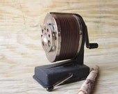 Vintage Boston  Pencil Sharpener Back to School