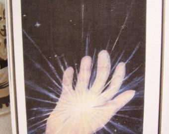 Sympathy Card  'God's Light  God's Love'