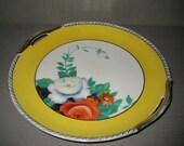 Hand Painted Noritake Platter