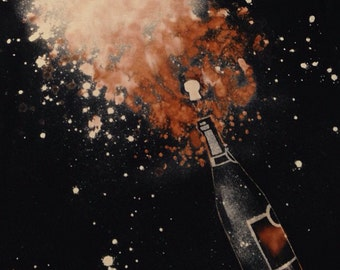 champagne supernova space - photo #24