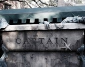 """Haunted Mansion Captain Culpepper's Tomb Photo Print - 5 x 7"""""""