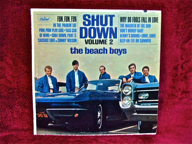 The Beach Boys – Shut Down Lyrics | Genius Lyrics