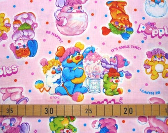 One yard Popples light pink colour