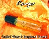 Ranger Guild Wars 2 Inspired Fragrance Perfume or Cologne Oil