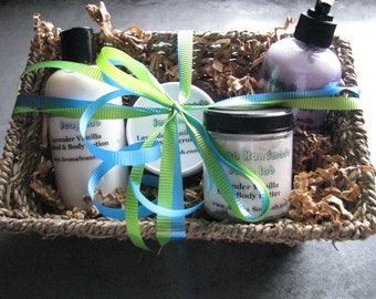 Gift Baskets You choose items