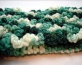 Green Variegated Swiffer Cover - Ecofriendly