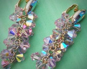 Reserved- Do Not Buy- 1960s Vintage Runway Earrings-Unsigned Lewis Segal
