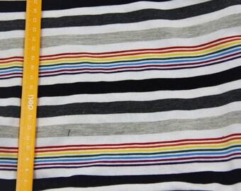 50 Shades of Grey Rainbow stripe
