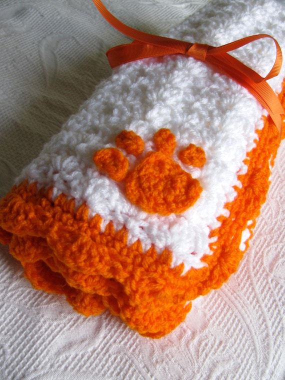 Items similar to Unique Baby Gift Clemson Tiger Baby ...